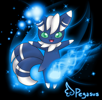 Meowstic Boy (Normal Eyes)