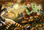 Halloween and Autumn by Samy-Consu
