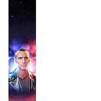 Alternate Ninth Doctor Big Finish Banner V3 by E-SPACE-Productions