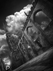 Coventry Cathedral by Snaptheshot89