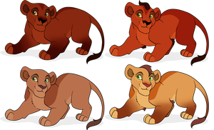 Cub Adopts [009 Open|Set Price|Dual Currency] by ThulianShadow