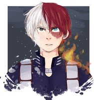 Shouto by lLinuArtl
