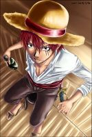 Colo Shanks special 10th B OP by Tyfflie