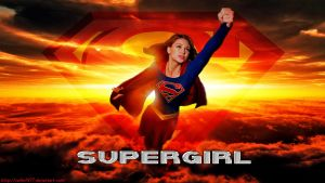 Supergirl TV wp by SWFan1977