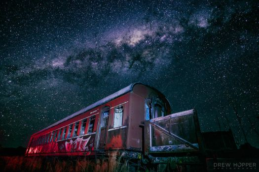 Midnight Express by DrewHopper