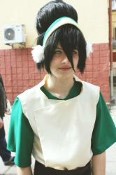 Toph cosplay from Avatar the last airbender by Infera1