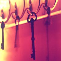 Hanging Keys 2 by incolor16