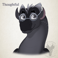 WoF H-a-D Day 38 - Thoughtful by xTheDragonRebornx
