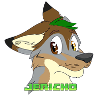Badge jericho by xRubyCayx