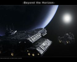 Beyond the Horizon by Mallacore