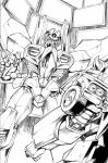 IDW Transformers 11 page 1