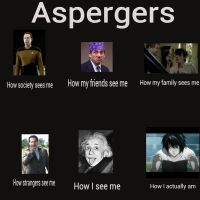 Aspergers Syndrome by Chaser1992