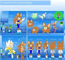 .::New! Sonar Reference Sheet(Now w/ backstory)::. by Sonar15