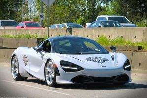 The Mclaren 720S by SeanTheCarSpotter