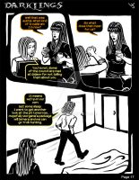 Darklings - Issue 4, Page 17 by RavynSoul