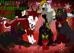 Merry Christmas To All - Old Artwork by WonderlandTrades