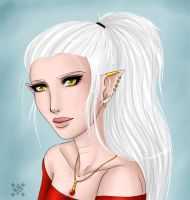 Leo - Request by Project-Drow