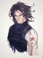 Winter Soldier by Adayka