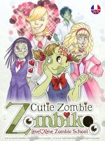 Cutie Zombie - Webcomic Site by Pinceau-Arc-en-Ciel