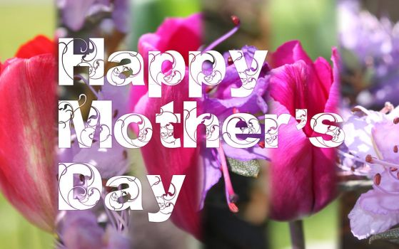 Happy Mother's Day by wendyBAZUTA