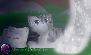 Warrior Cats Headcanons #2 (Daddy Ashfur) by Fallen-the-Wolfen