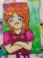 ATC Gift: Annie by Magical-Mama