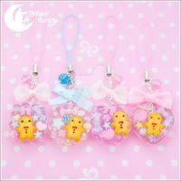 Sweet time Phone strap by CuteMoonbunny