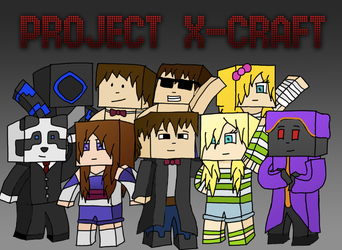 Projectxcraft by eeyitscoco