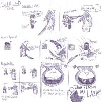 SH and L4D Comix by slipher626