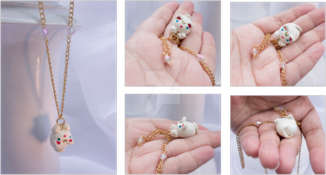 Cat Necklace 6 by thedustyphoenix