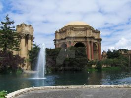 Palais des Arts San Francisco by infin8yquest