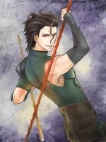Fate Zero    Diarmuid by CrushLily
