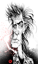 Young Blixa by RussCook