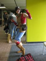 Cooro - Senshi-con 2011 by KrazyKell