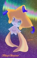 Jirachi... by BlueySerperior