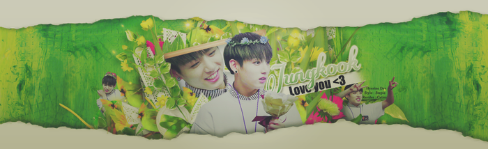 [CoverZing]#71-JungkookLoveYou by karinecucheoo