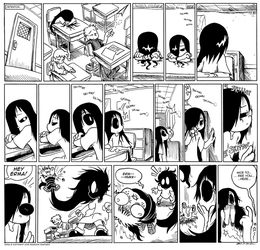 Erma- The Rats in the School Walls Part 7 by OUTCASTComix