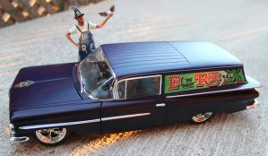 Ed's Chevy by boogster11
