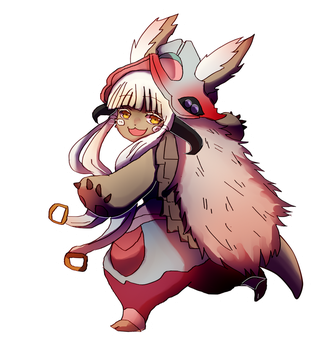 Nanachi from Made in Abyss by Nahomo