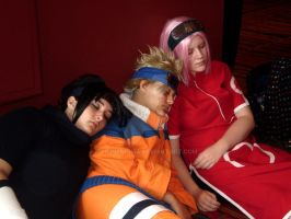 Team 7 dream - CTCON08 by TwinEnigma