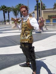 Balthier by WitchyElphaba