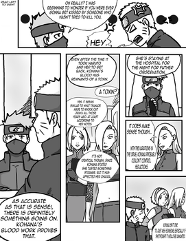 The Fox and The Dragon Chapter 3 Page 2 by yinyangswings