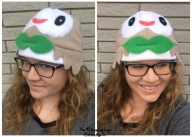 Rowlet Hat by Kai45