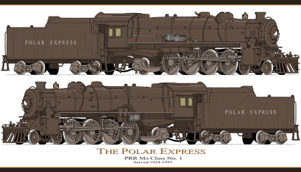 This is the Polar Express by Atticus-W