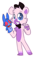 Funtime freddy by Pastel-Strawberry