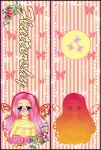 [Bookmark] Fluttershy by StrawberryCakeBunny