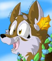 Draw A Tag 3 - Autumn by TheLavaWolf