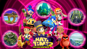 A Hat in Time 2: Into the Timensions by Bomb-Hedgehog