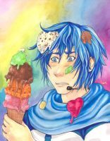 My Ice Cream! D: by 7AirGoddess3
