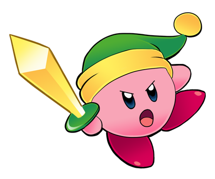 Sword Kirby by Blackash